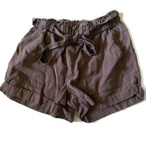 Aerie Paperbag Shorts